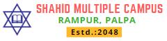 Shahid Multiple Campus